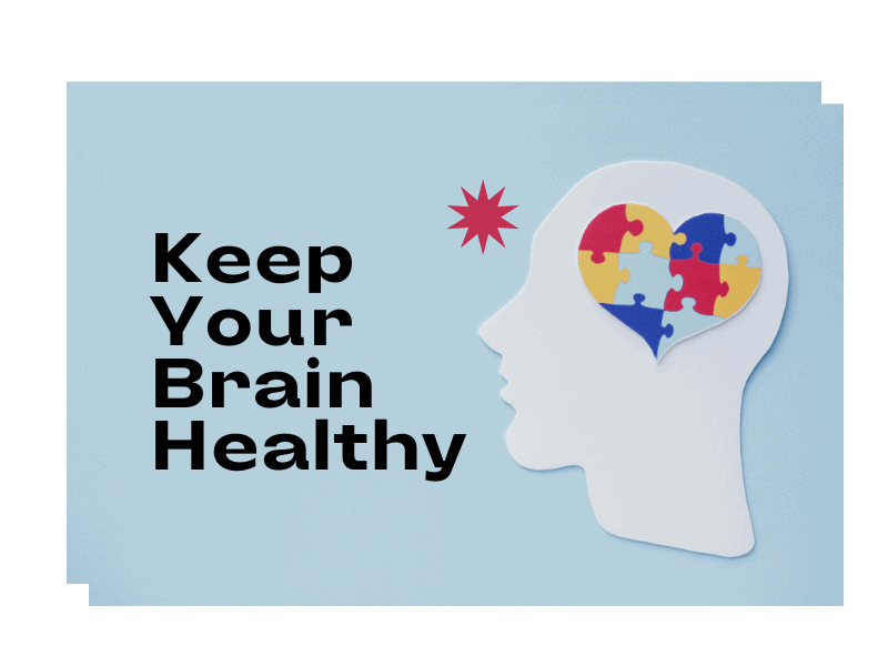 Keep Your Brain Healthy | 5 to 10 Minutes a Day